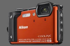 Rugged Point And Shoot Cameras On Land Or At Sea Nikon U0027s W300 Captures Your Rugged Adventures In 4k