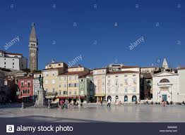 piran tartini square italian style typical houses st george u0027s