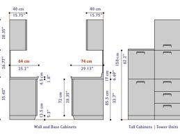 Shaker Cabinet Door Dimensions Impressive Standard Sizes For Kitchen Cabinets Shaker Cabinet