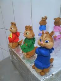 alvin and the chipmunks cake toppers alvin and the chipmunks cake decorating chipmunks