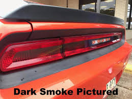 Tail Light Out 14 Challenger Tail Light Tint Kit Strike Out