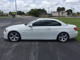 2011 bmw 3 series mpg bmw 3 series convertible in florida for sale used cars on