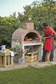 how to make pizza oven diy u0026 crafts handimania