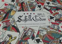 suffolk tudor cards
