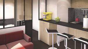 cuisine pour petit appartement deco cuisine appartement