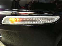 mercedes light replacement diy front side marker l bulb replacement mbworld org forums