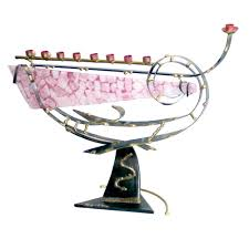 gary rosenthal menorah gary rosenthal breast cancer awareness menorah