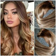 balayage hair extensions 4 27 14 4 golden medium clip in extensions balayage