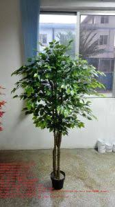 china best selling artificial plants of ficus tree china flowers