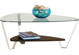 Chrome And Glass Sofa Table Paulina Chrome Cocktail Table Cocktail Tables Metal