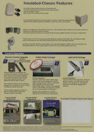 Garage Door Safety Features by Garage Door Range