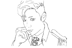 Popbang Coloring Pages Coloring Pages Kpop