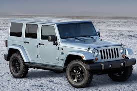 jeep grey blue jeep reveals new arctic editions of 2012 wrangler and liberty suv