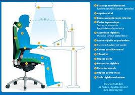 ergonomie bureau ordinateur aménagement poste de travail informatique ergotherapie fr