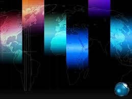 2012 year world map templates for powerpoint presentations 2012