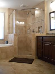vienna master bath shower traditional bathroom corner shower
