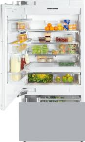 miele 642l integrated bottom mount fridge kf1911vi winning