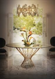Modern Glass Dining Room Sets Amazing Modern Glass Dining Tables