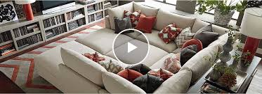What Is Sectional Sofa See All Of Beckham S Sectional Sofa Options Bassett Furniture