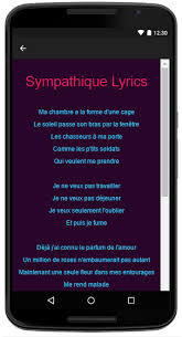 ma chambre a la forme d une cage pink martini lyrics android apps on play