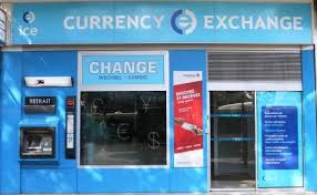 bureau de change international currency exchange travel branch