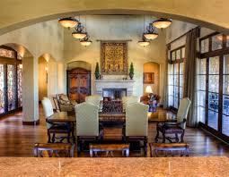 Dining Room Spanish Home Design - Dining room spanish