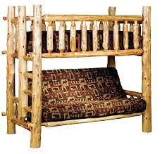 Loft Bed With Futon Bunk Beds Size Loft Bed With Futon Size Bunk Bed With