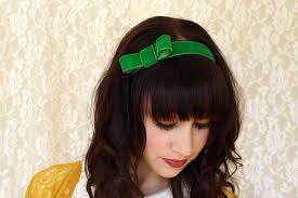 velvet headband velvet headband for bridesmaids or retro inspired brides