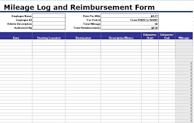 mileage reimbursement forms ic businessmileagetrackingsheet jpg