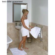 Bathroom Towel Rails Non Heated Heated Towel Rack Ebay