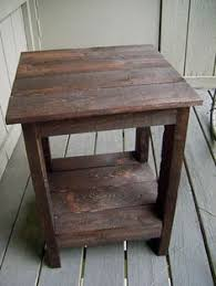 simple side table plans simple square side table free diy plans table plans rogues and