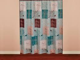 bathroom peach bathroom set 11 shower curtains usa peacock