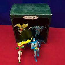 hallmark classic batman and robin ebay