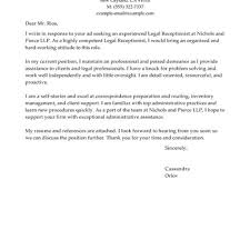cover letter for dental receptionist cover letter for receptionist with little experience image
