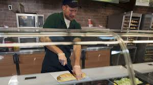 subway thanksgiving point subway employee still unnerved by high pitched screech sandwiches