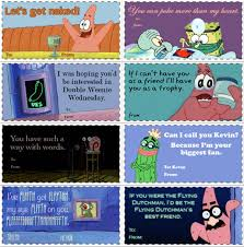 spongebob valentines day cards image 697868 s day e cards your meme