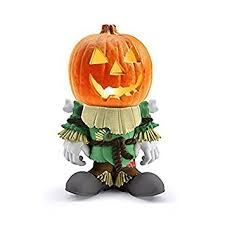 Scary Halloween Decorations Amazon by Amazon Com Indoor Outdoor Halloween Decorations Scarecrow