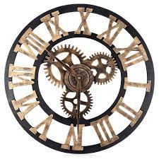 online get cheap wall clocks wood aliexpress com alibaba group