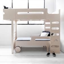 Luxury Bunk Beds F R Designer Bunk Bed In Whitewash Bunk Beds Cuckooland