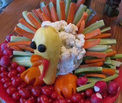 edible thanksgiving decorations veggie turkey images reverse search