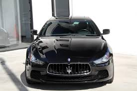 maserati ghibli sport 2014 maserati ghibli stock 5996 for sale near redondo beach ca
