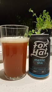 Home Design 3d Gold Ipa by Fox Hat Metric Ipa 9 3 10 Beer Tasting Pinterest Fox Hat