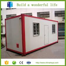 Low Cost Prefab Shipping Container House Designs For Kenya