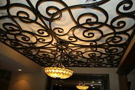 Wrought Iron Ceiling Lights 6 Custom Wrought Iron Furniture Custom Handmade Lighting Fixtures