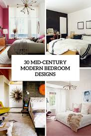 mid century modern bedroom fpudining