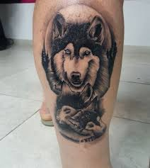 forearm wolf tattoos angry wolf tattoo for men and women