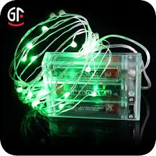 factory wholesale cheap battery operated string lights factory