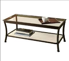 metal and glass coffee table lesternsumitracom marylouise parker