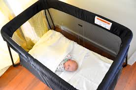 road testing the baby bjorn travel cot light stuff mums like