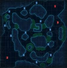 Goo Map Mission 7 The Wetlands Human Campaign Grey Goo Game Guide